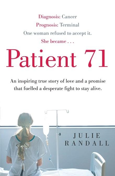 Patient 71 Book image